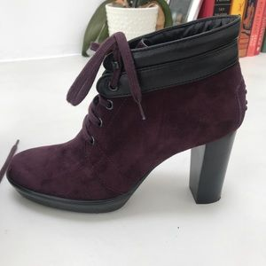Tod's heeled booties